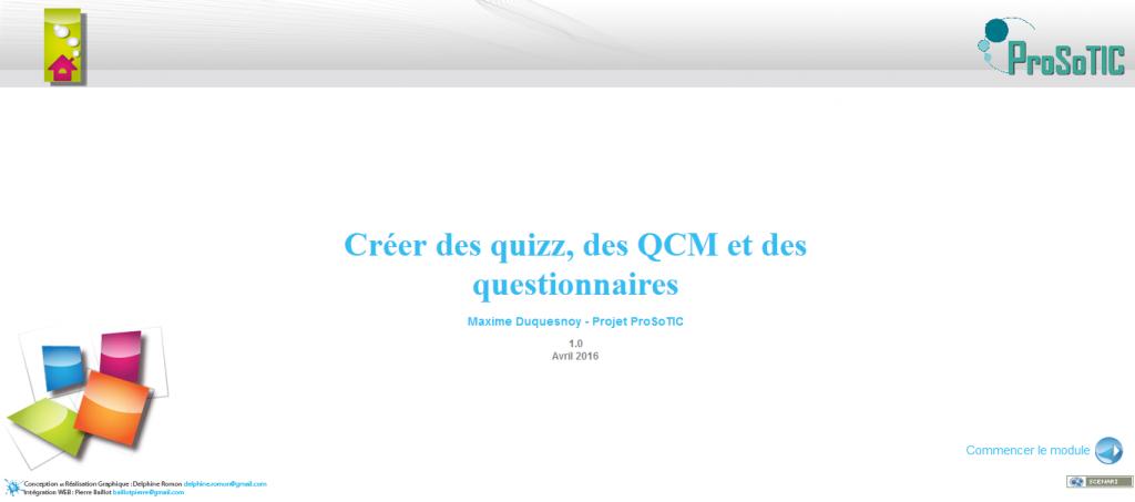 Créer-Quizz
